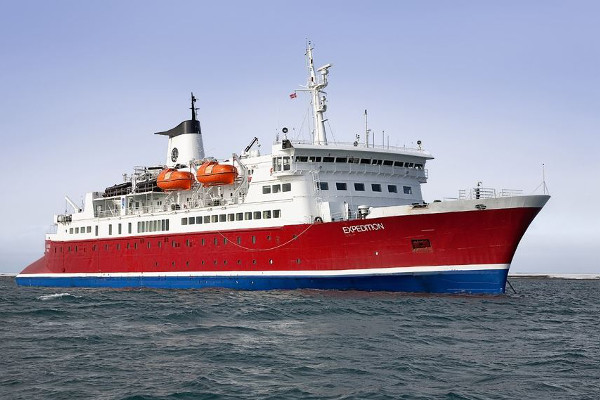 Photo of MS Expedition