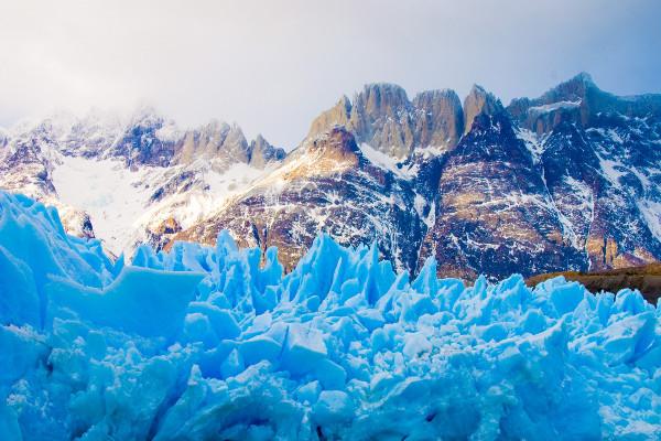 Antarctica via Chilean Fjords Cruise Image