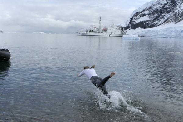Swimming In Antarctica: For the Adrenaline Junkies!