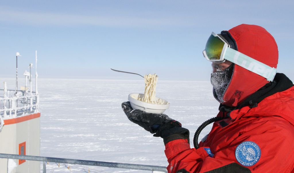 What's It Like To Eat In The Coldest Place On Earth?