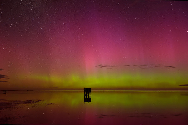 The Southern Lights - Aurora Australis