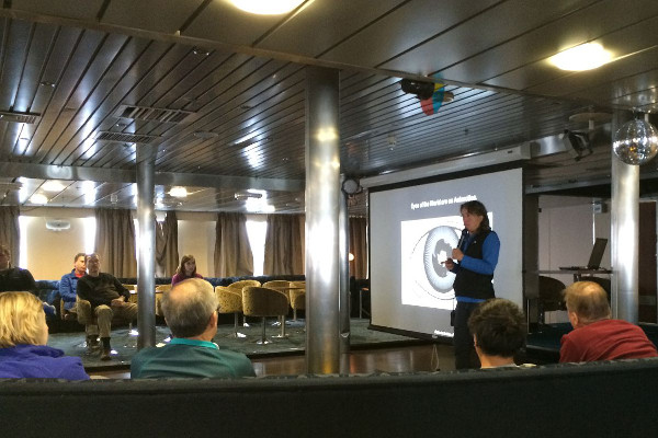 Entertainment Onboard your Antarctica Cruise: What To Expect