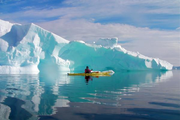 Kayaking in Antarctica: Get Close To Nature