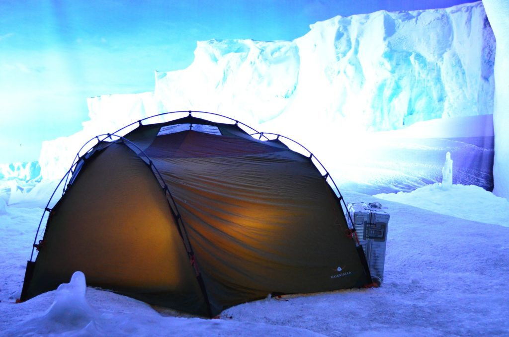 Camping in Antarctica: Witness The Stars Like No Where Else