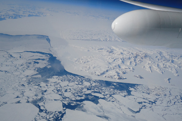 Flying Over Antarctica: The Best Views In The World