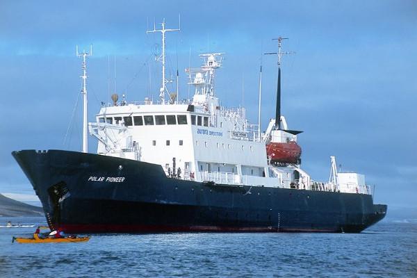 Photo of Polar Pioneer